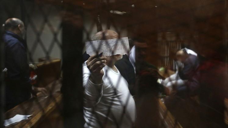 مصر.. إحالة 187 من أنصار الإخوان إلى القضاء العسكري