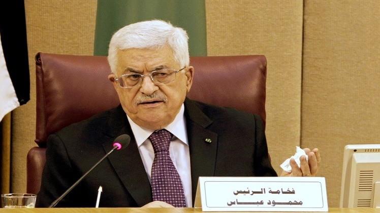 عباس: نرفض الدولة اليهودية رفضا قاطعا ولن نتراجع عن هذا الأمر