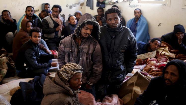 توقيف 500 مهاجر إفريقي في صحراء الجزائر
