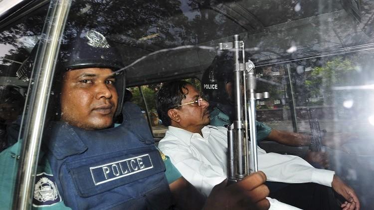 المحكمة العليا في بنغلادشتؤكد حكم الإعدام بحق قيادي إسلامي