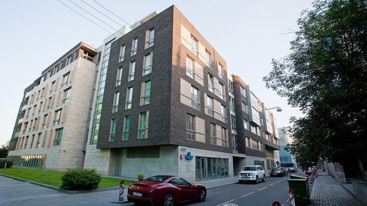 شقة فاخرة في موسكو تباع الشهر الماضي بـ 30 مليون دولار