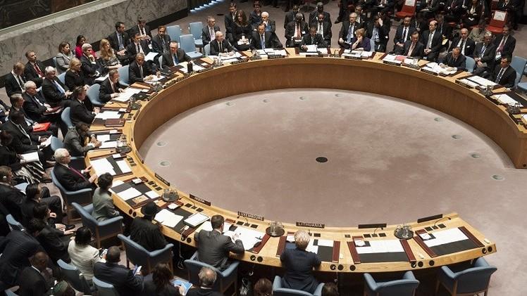 مجلس الأمن الدولي يطالب بإدخال مساعدات إنسانية إلى مخيم اليرموك جنوب دمشق