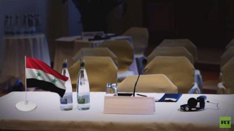 الأزمة السورية والحوار