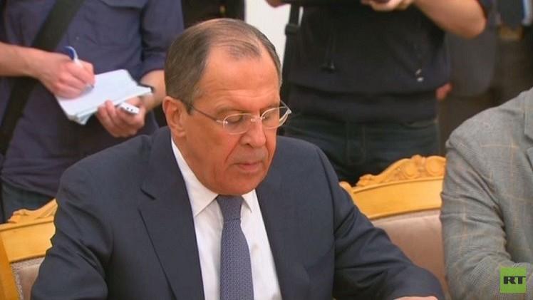 لافروف: روسيا ستعمل على تعزيز قدرات العراق الدفاعية في مكافحة الإرهاب