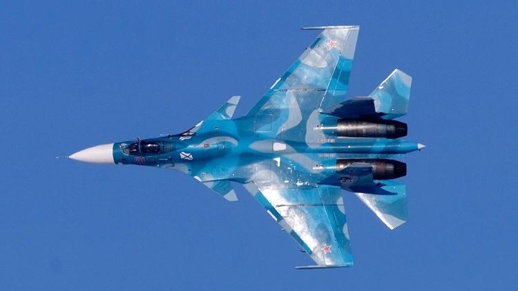 تدريبات مكثفة لمقاتلات أسطول الشمال الروسي