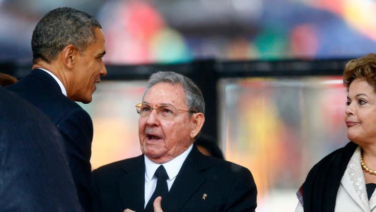 البيت الأبيض: أوباما سيلتقي كاسترو على هامش قمة الأمريكيتين في بنما