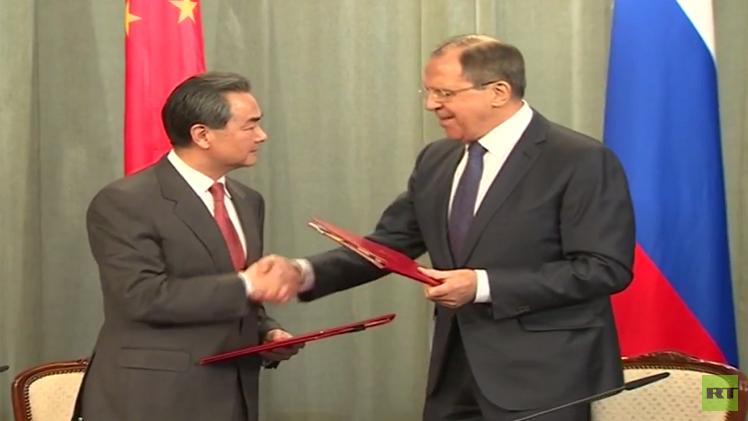 معادلة روسيا والصين في الميزان الدولي