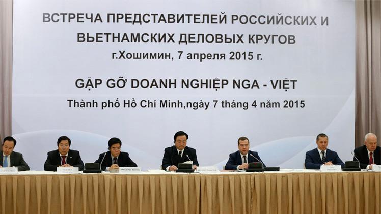 روسيا توسع نوافذها نحو جنوب شرق آسيا