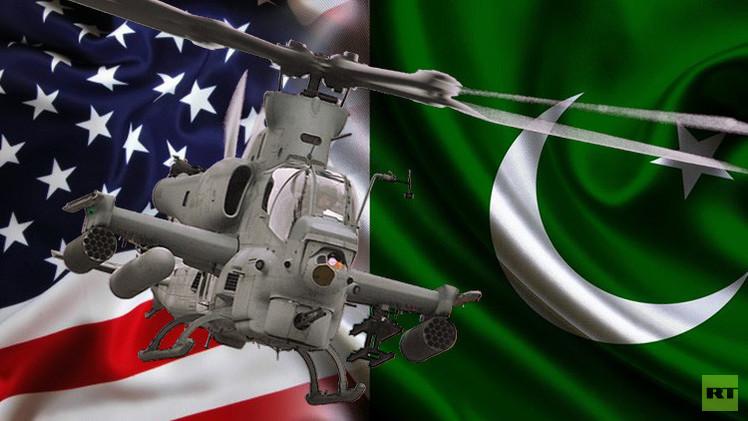واشنطن توافق على بيع باكستان أسلحة بمليار دولار