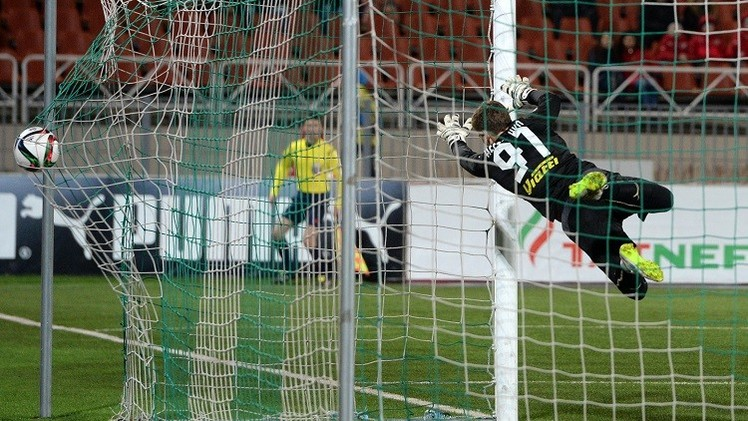 كراسنودار يهزم روبين ويرتقي إلى وصافة الدوري الروسي الممتاز