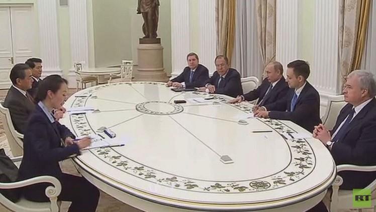 بوتين: العلاقات الروسية الصينية في ذروتها