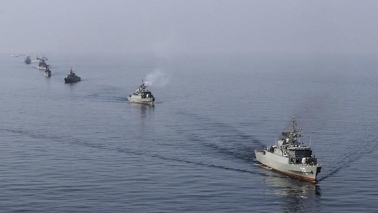 إيران ترسل سفنا حربية إلى خليج عدن وباب المندب