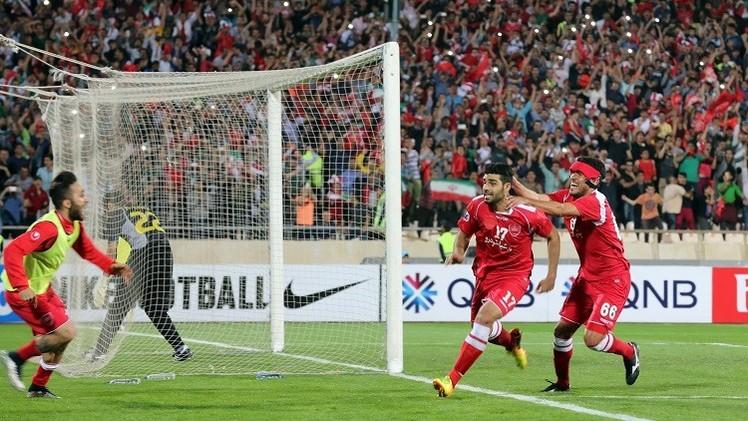 النصر السعودي يخسر أمام بيروزي الإيراني (فيديو)