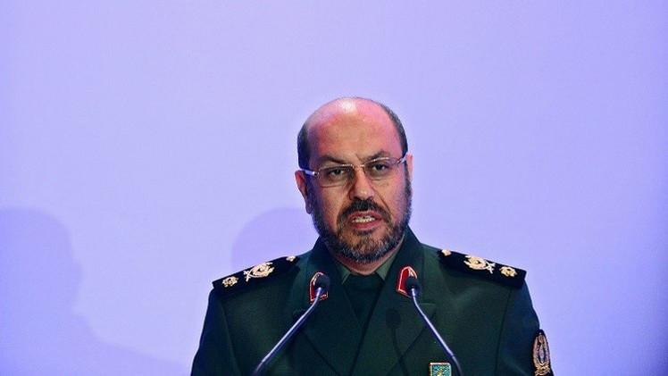 وزير الدفاع الإيراني: لن نقبل بتفتيش مواقعنا العسكرية