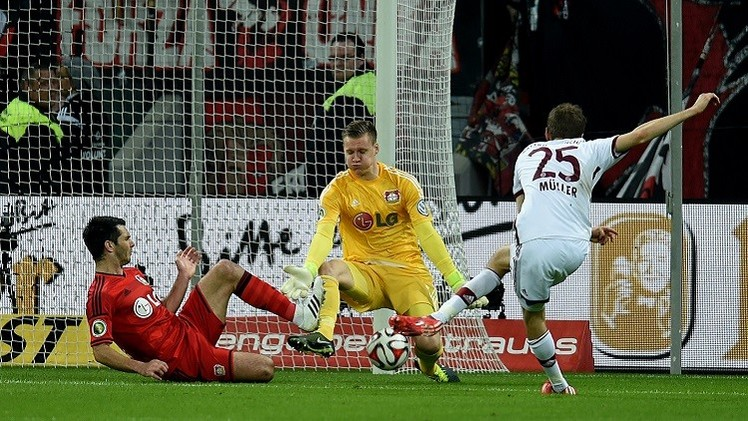 بايرن ميونيخ إلى نصف نهائي كأس ألمانيا بشق الأنفس