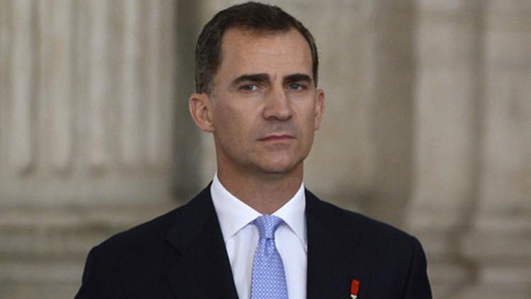 الملك الإسباني يتفقد قوات بلاده في جنوب لبنان