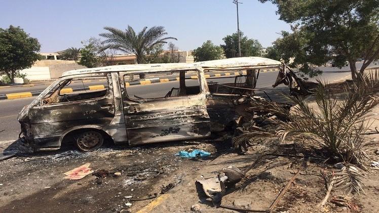 التحالف العربي: الحوثيون يخزنون آليات وذخيرة داخل المواقع السكنية