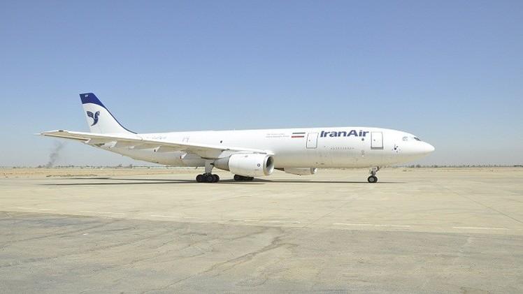السعودية تمنع طائرة إيرانية من الهبوط في مطار جدة