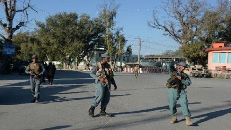 3 قتلى بينهم قائد شرطة في هجوم لطالبان على محكمة أفغانية