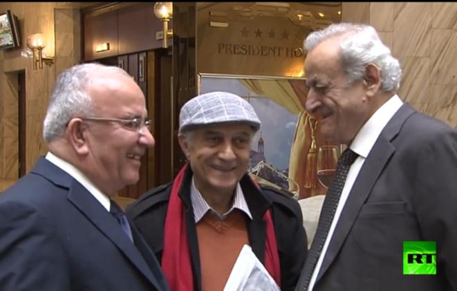 انتهاء لقاء موسكو التشاوري بين وفدي الحكومة والمعارضة السوريين