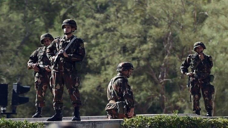 الجيش الجزائري يقتل 4 مسلحين قرب العاصمة