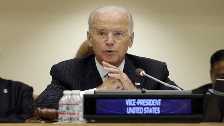 بايدن: الحرب ضد داعش السبب وراء توحد القادة العراقيين
