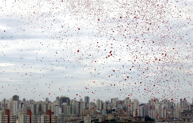 فيلم اغتيال الزعيم يصل إلى كوريا الشمالية بواسطة بالونات الهيليوم