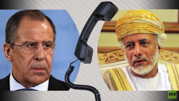 روسيا وسلطنة عمان تدعوان إلى اتخاذ خطوات فورية لوقف القتال في اليمن