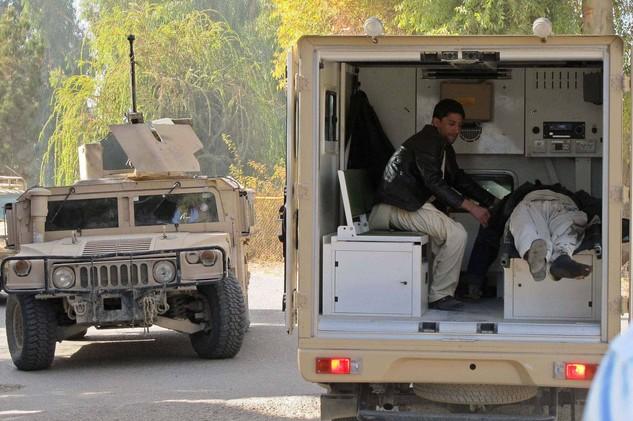 العثور على جثث 5 عمال إغاثة محليين في أفغانستان