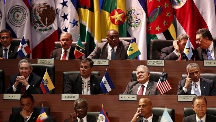أوباما: زمن تدخل واشنطن في شؤون أمريكا اللاتينية ولى