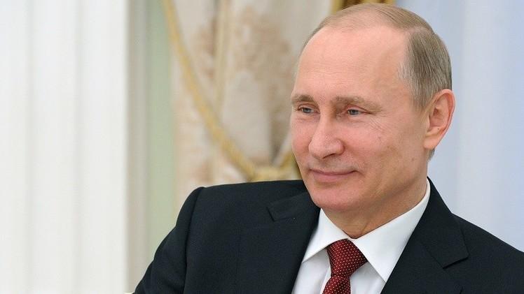 بوتين الشخصية الأكثر نفوذا في العالم