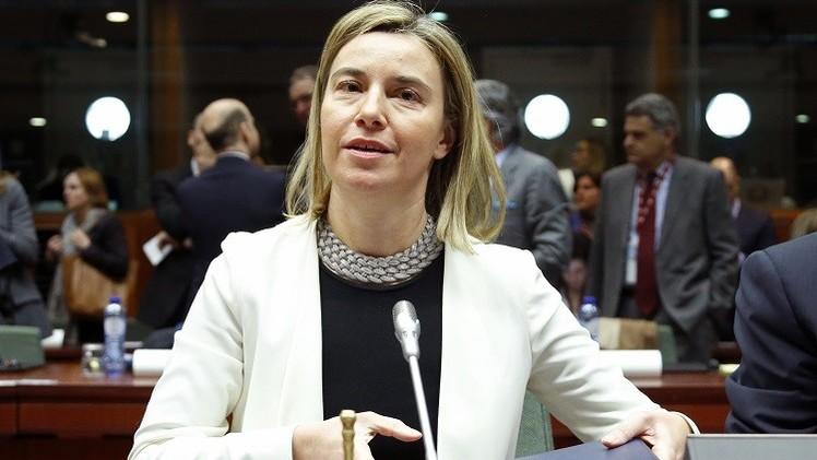 موغيريني تهدد بمحاسبة من يخرب المفاوضات بين الليبيين