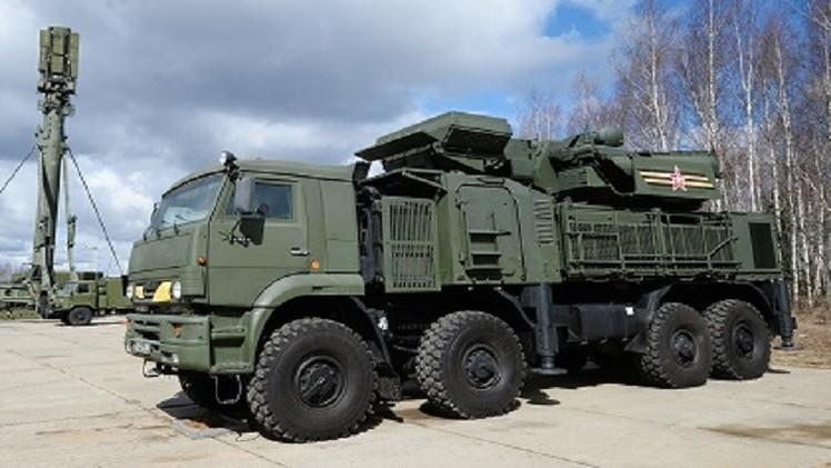 القوة الجوية الروسية تتسلم منظومة جديدة مضادة للأهداف الجوية العام الحالي