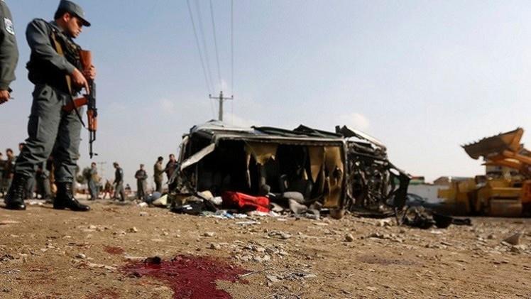 أنطونوف: تصعيد الوضع في أفغانستان يهدد لروسيا وحلفائها