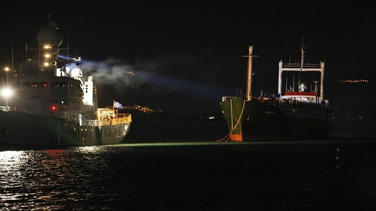 خفر السواحل الإيطالي ينقذ أكثر من 1000 مهاجر غير شرعي