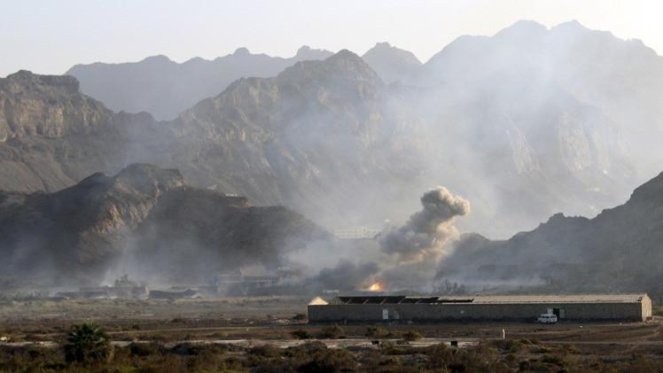التحالف العربي يواصل غاراته في اليمن