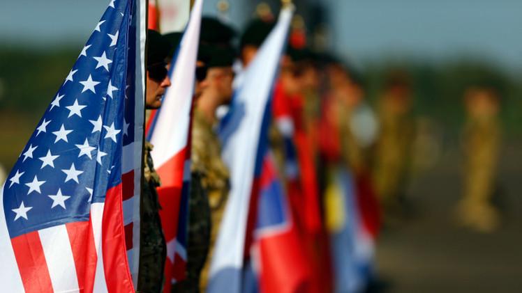 انطلاق تدريبات بمشاركة قوات الناتو في ليتوانيا (فيديو)