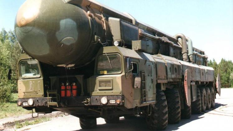 الصواريخ الهجومية الروسية