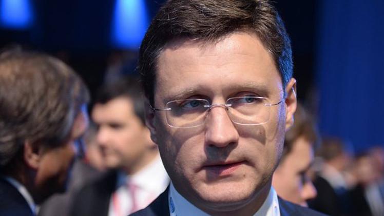 وزير الطاقة الروسي: موسكو لن تمدد عقد ترانزيت الغاز مع كييف بعد انتهائه