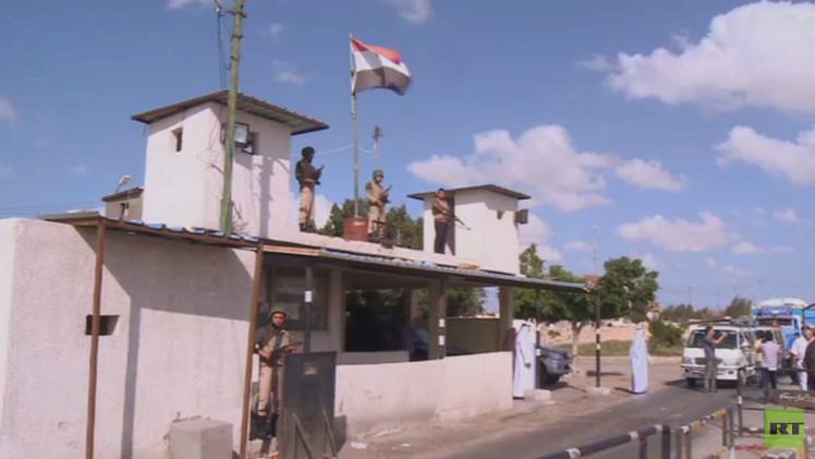 عمليات عسكرية مصرية موسعة شمال سيناء