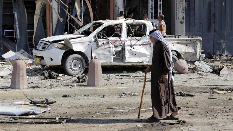 مقتل 10 أشخاص على الأقل في هجومين ببغداد