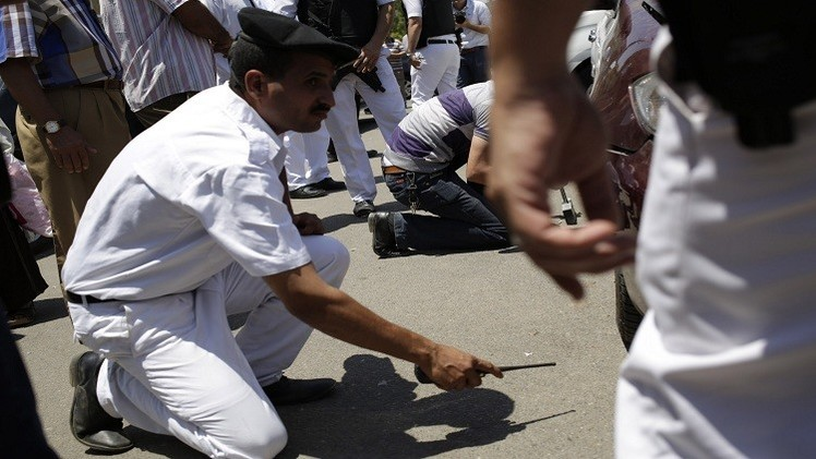 مقتل شرطي مصري وإصابة آخرين في هجوم بالقليوبية
