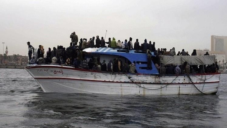 مصرع نحو 400 مهاجر غير شرعي غرقا في البحر المتوسط