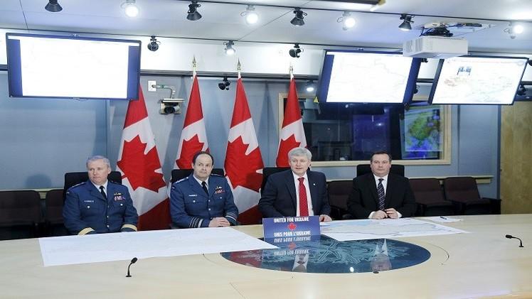 كندا تعتزم إرسال 200 عسكري لتدريب القوات الأوكرانية