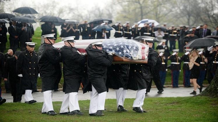 البنتاغون يقرر انتشال بقايا 388 جنديا أمريكيا لتحديد هوياتهم