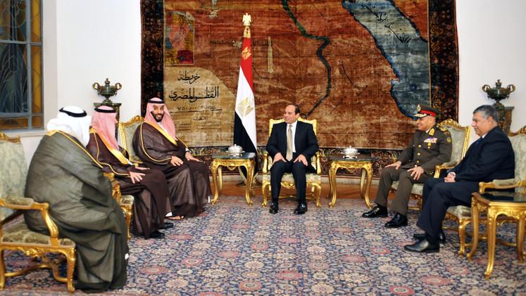 مع تواصل عاصفة الحزم.. السعودية ومصر تستعدان لمناورات مشتركة