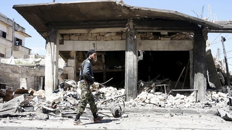 الجيش السوري يواصل تقدمه صوب إدلب قبل بدء عملية لاسترجاعها