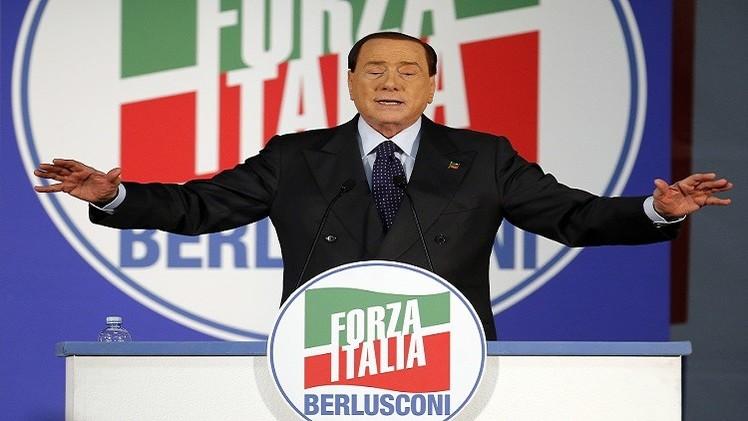 القضاء الإيطالي يرفع حظر السفر عن برلسكوني