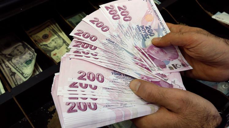 الليرة التركية تسجل مزيدا من التراجع أمام الدولار