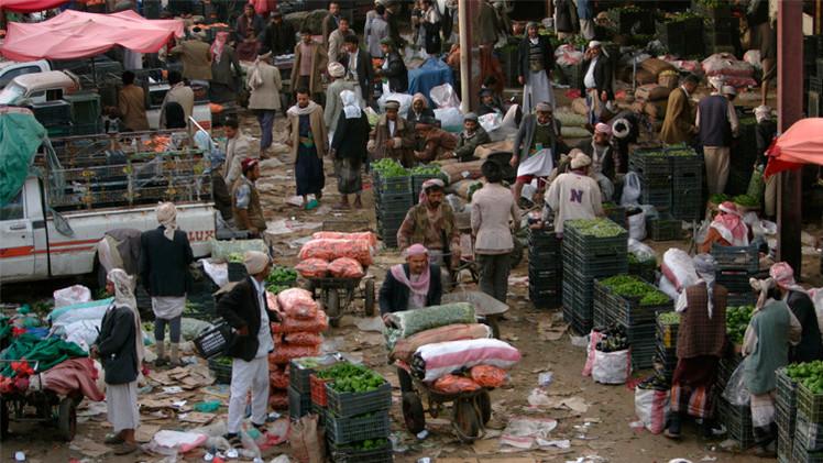 الصراع في اليمن ينذر بحدوث أزمة غذائية